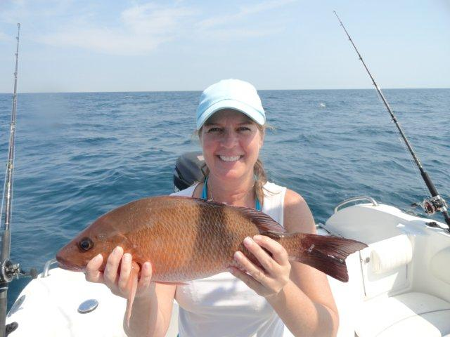 Me with snapper