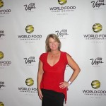 Josee at the oscars wfc Vegas