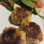 Lighter fish cakes 2