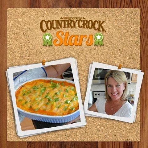 Josee's country crock star
